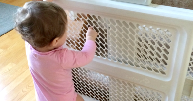 stair baby gate