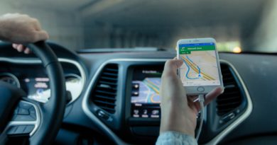 navigation options for your new vehicle