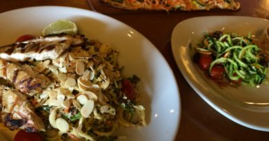 Houlihan's Launches Healthier 'Inspiralized' Dishes