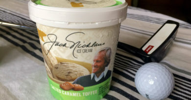 Jack Nicklaus Ice Cream