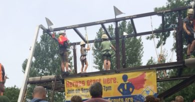 ropes course minnesota state fair