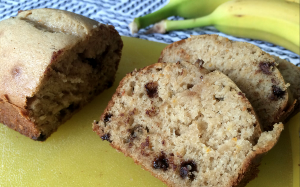 single serving banana bread #ad