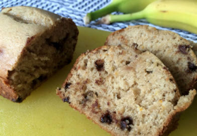 {Single Serving} Banana Bread For Toddlers