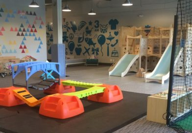 New Play Space for Minnesota Tots