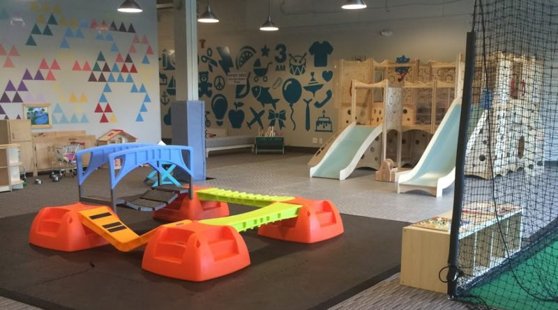Pinwheel Play: New Indoor Play Space for Minnesota Tots