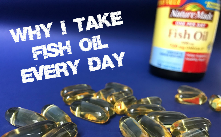 Why i take fish oil each day real housewives of minnesota for How much fish oil a day