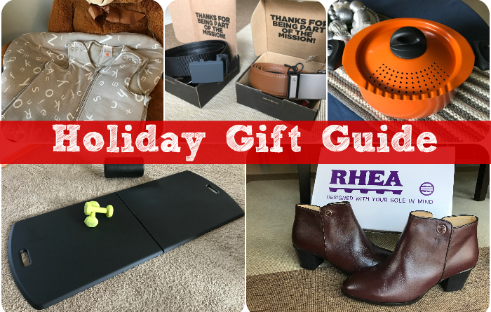 Annual Holiday Gift Guide {2016}