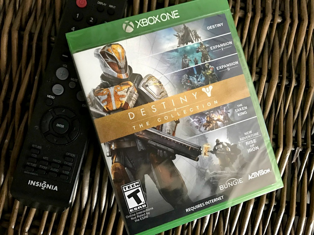 destiny the collection video game