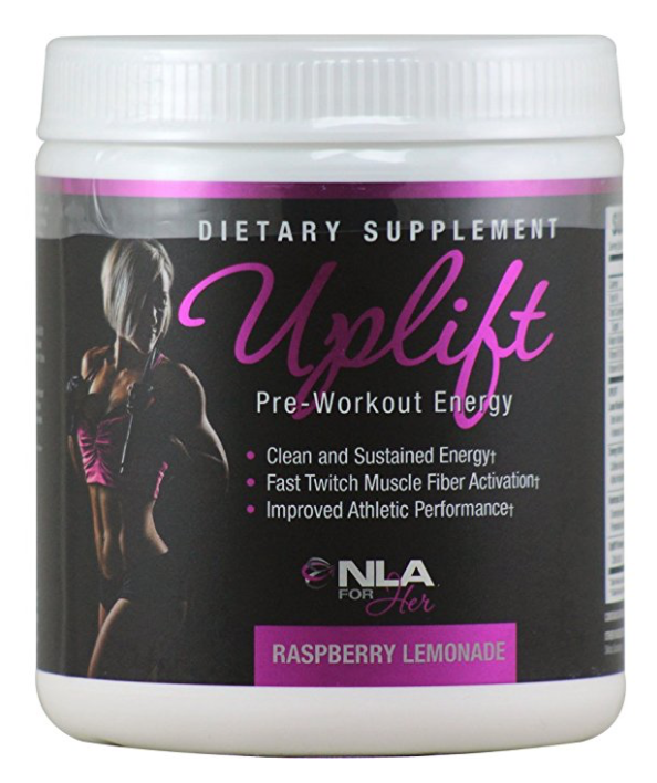 NLA for Her Pre-Workout