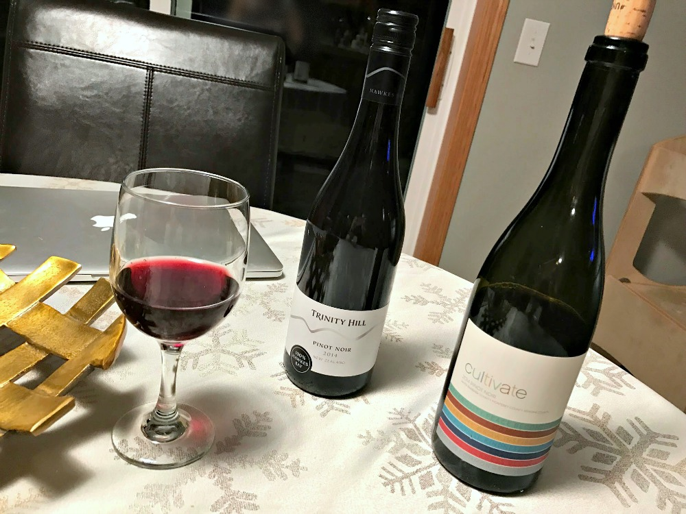 pinot noir for valentines day
