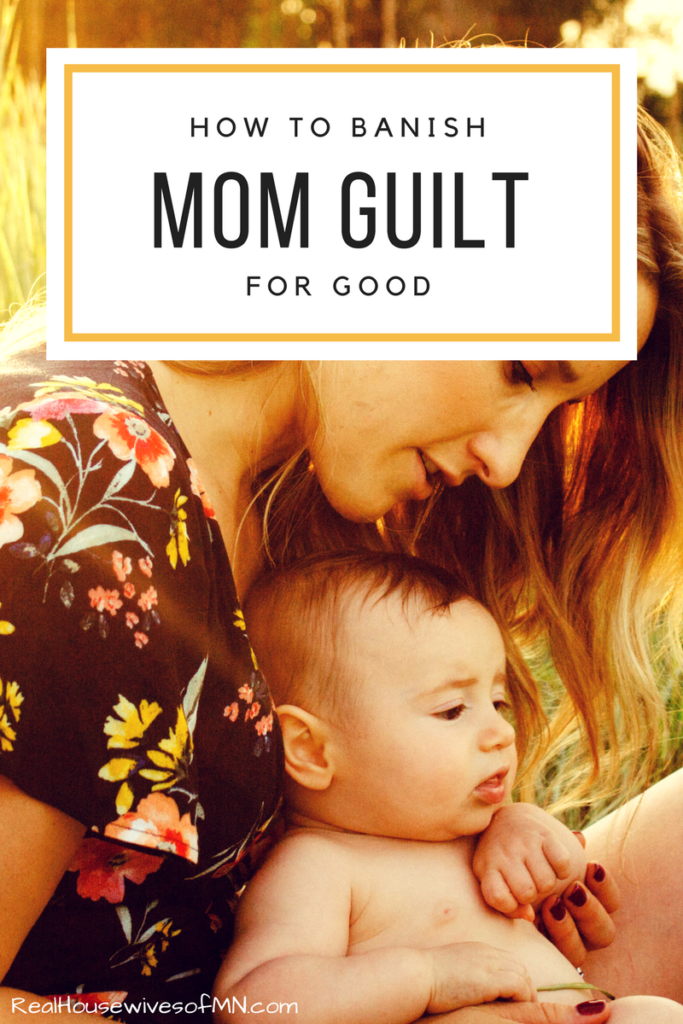 How to banish mom guilt and feel good about 'me time'