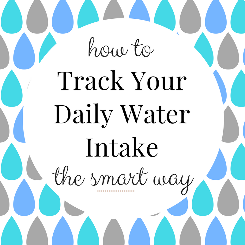 The Easiest Way to Track How Much Water You're Drinking Every Day