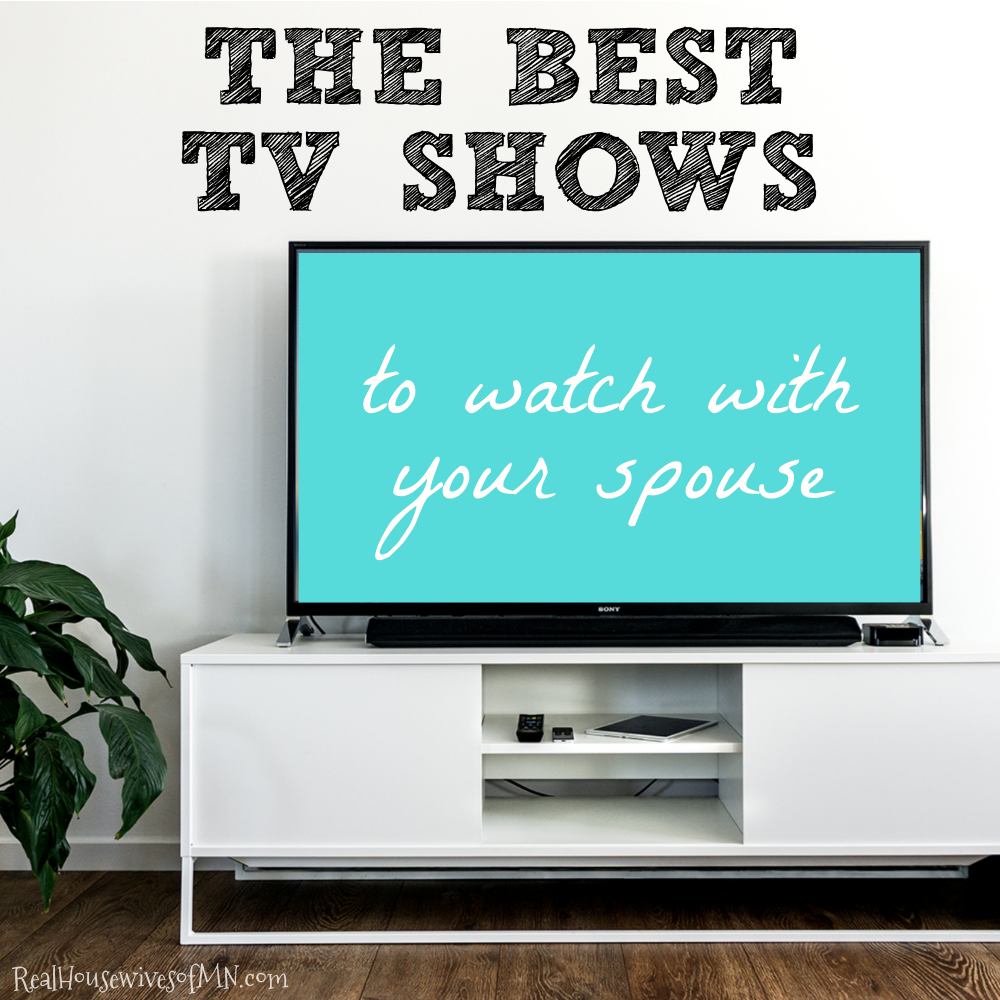 the best TV shows to watch with your spouse