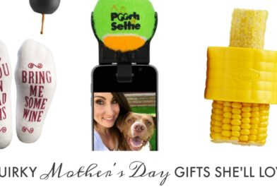 14 Quirky Mother's Day Gifts She Will Love