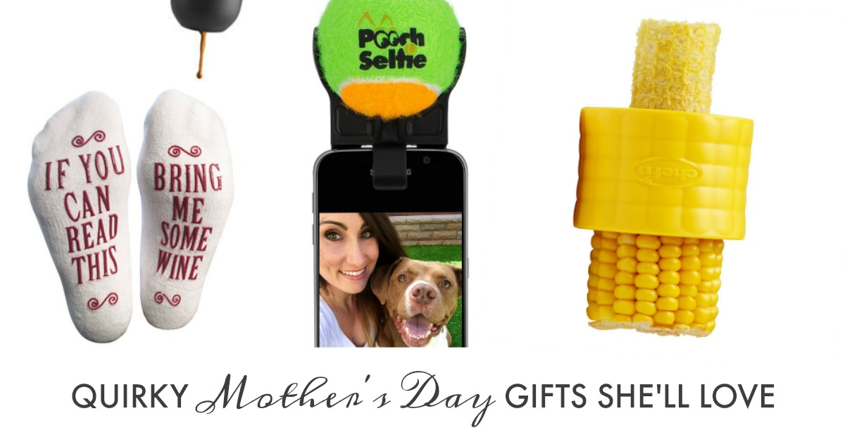 14 quirky mother 39 s day gifts she will love real for Gifts she ll love