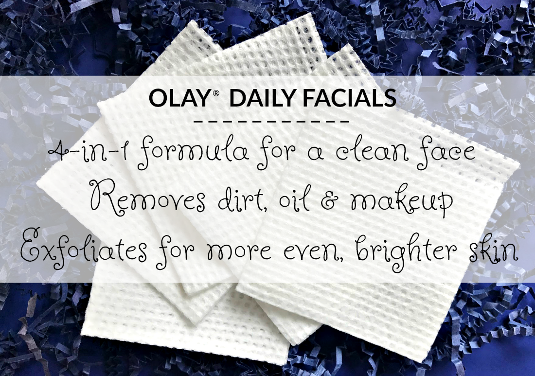 Benefits of Olay Daily Facials