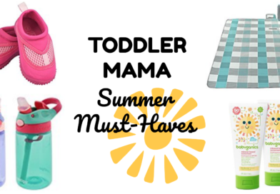 This Toddler Mama Swears By These 10 Summer Must-Haves