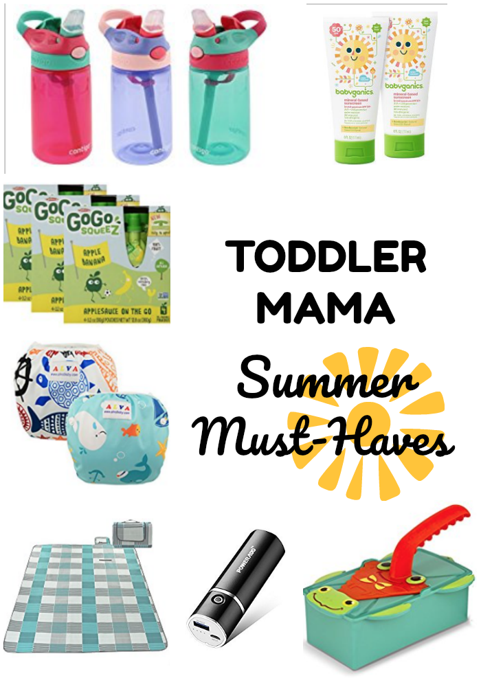 Toddler Mama Summer Must-Haves