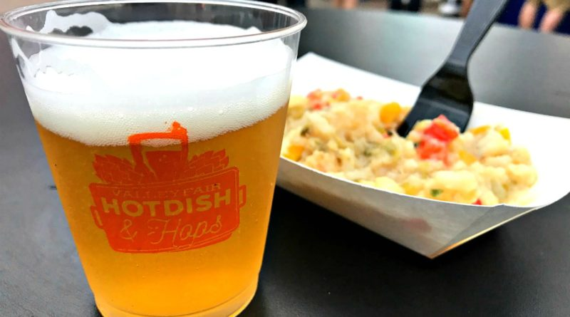 Summer Lineup for Valleyfair: Hotdish & Hops {and More!}