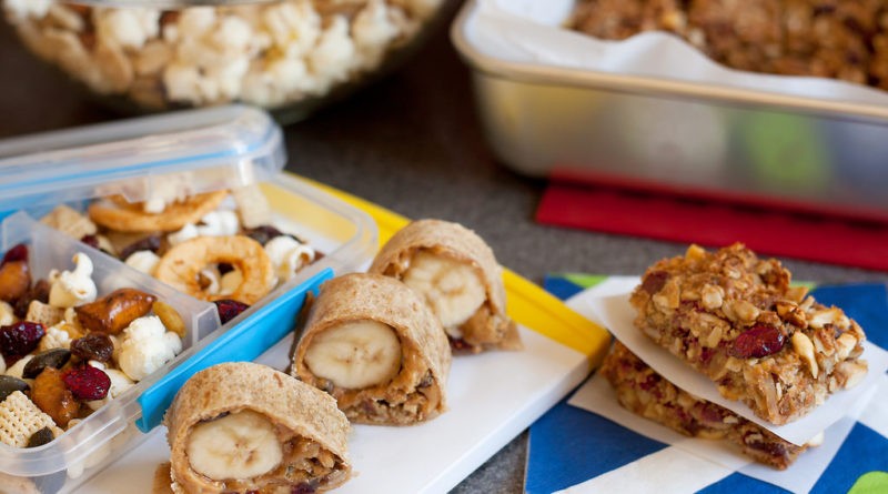 Road Trip Snack Ideas for Kids