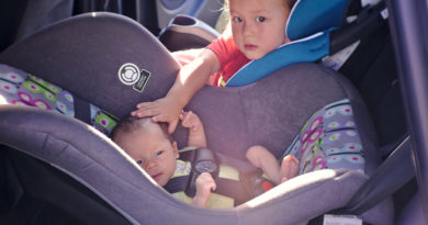 best cars that fit 3 car seats