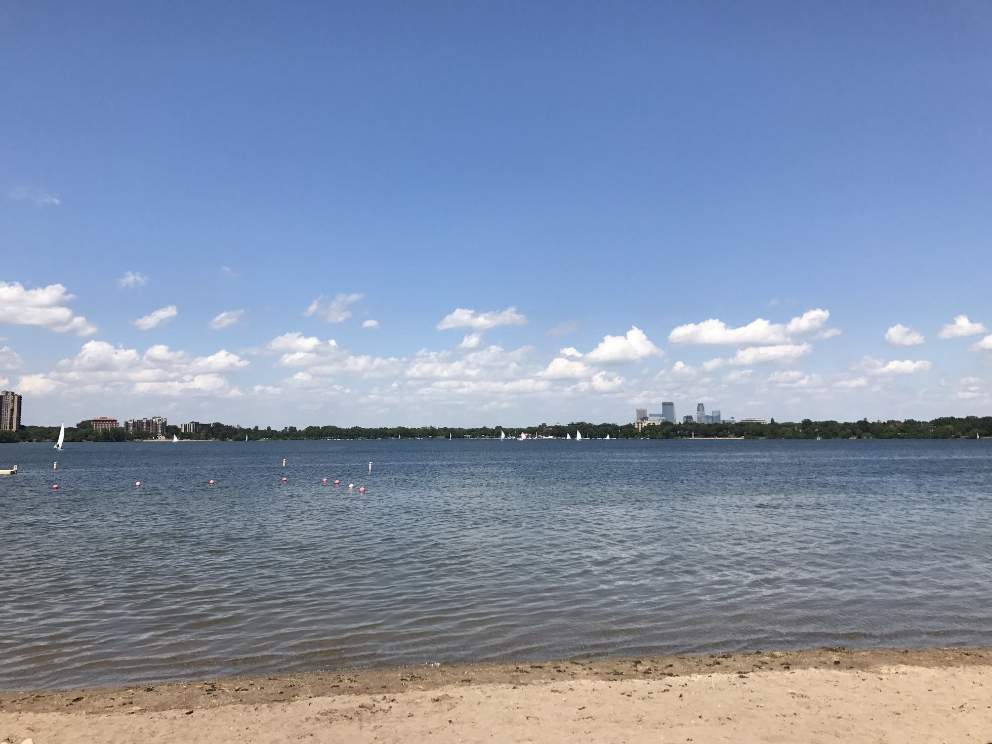Lake Calhoun, Minneapolis MN