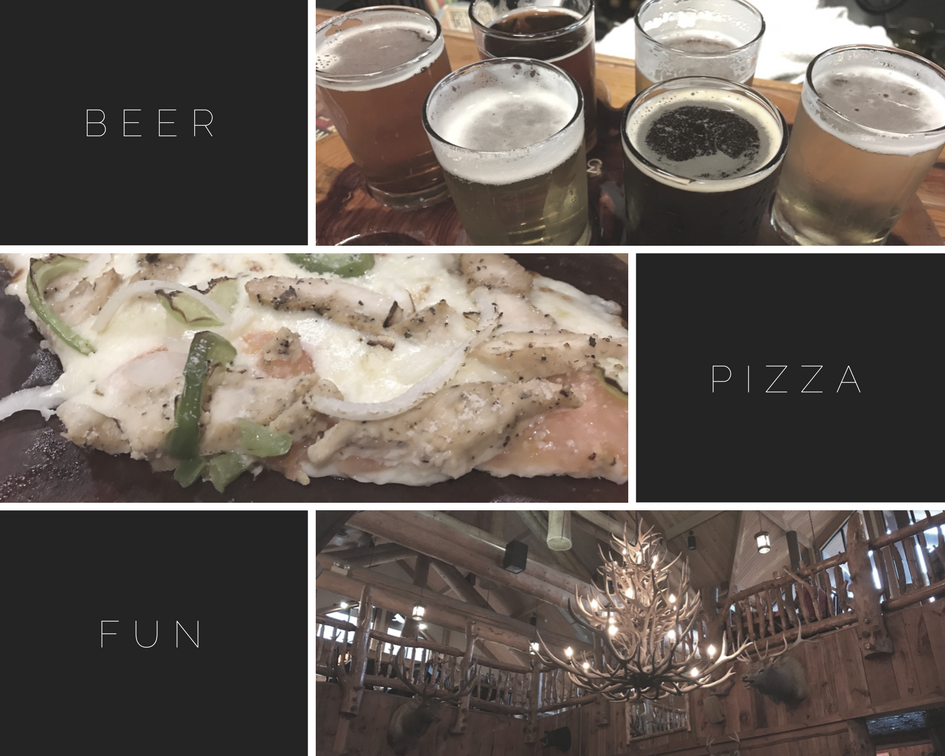 Moosejaw Pizza and Brewing