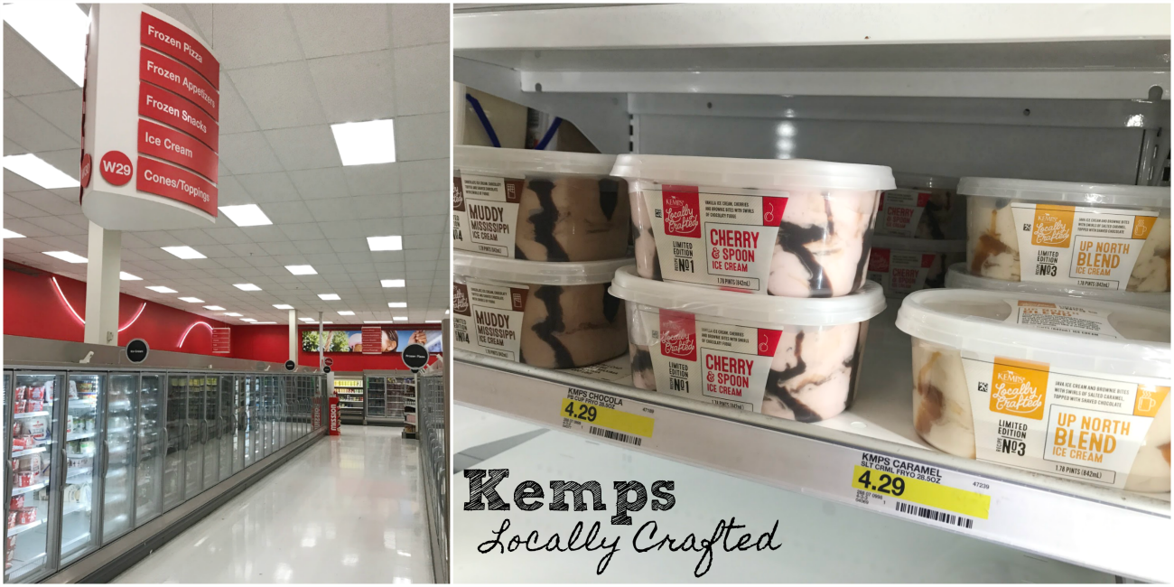 Kemps locally crafted