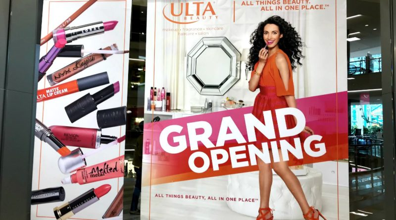 Ulta Beauty Grand Opening Mall of America