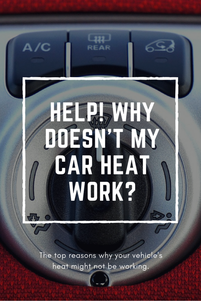 Why isn't your car's heat working?