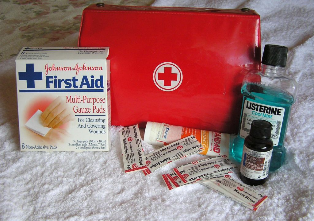 First Aid Kit Essentials for Your Car