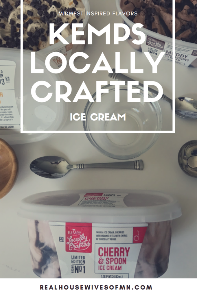 kemps locally crafted ice cream flavors inspired by the midwest