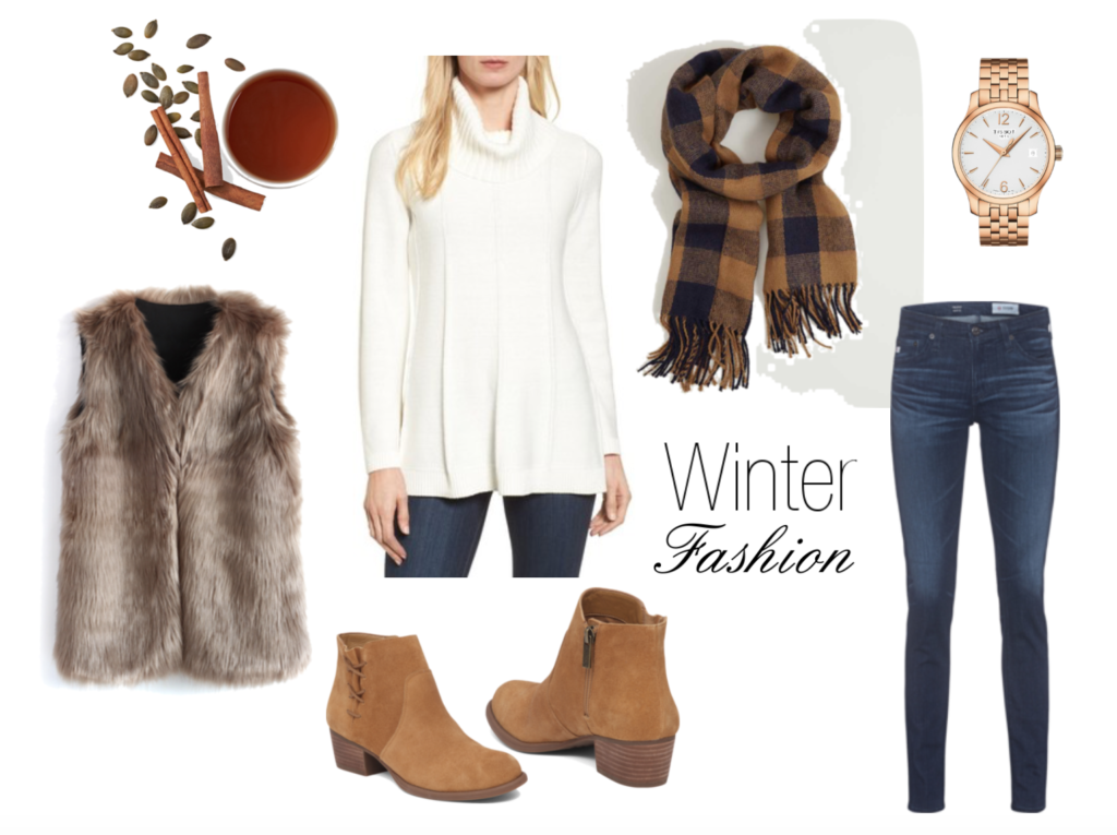Winter Women's Style and Fashion
