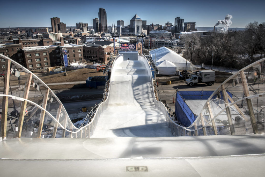 Red Bull Crashed Ice St. Paul 2018