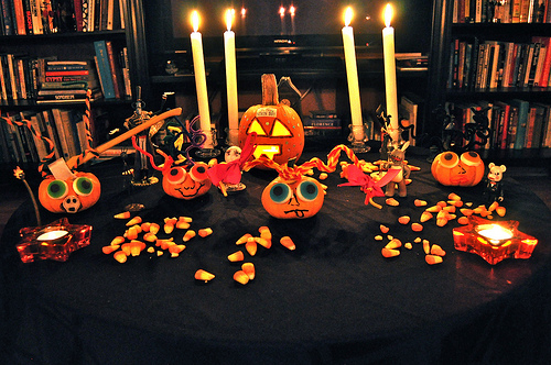 For ... & Halloween Birthday Party Decoration Ideas - Real Housewives of Minnesota