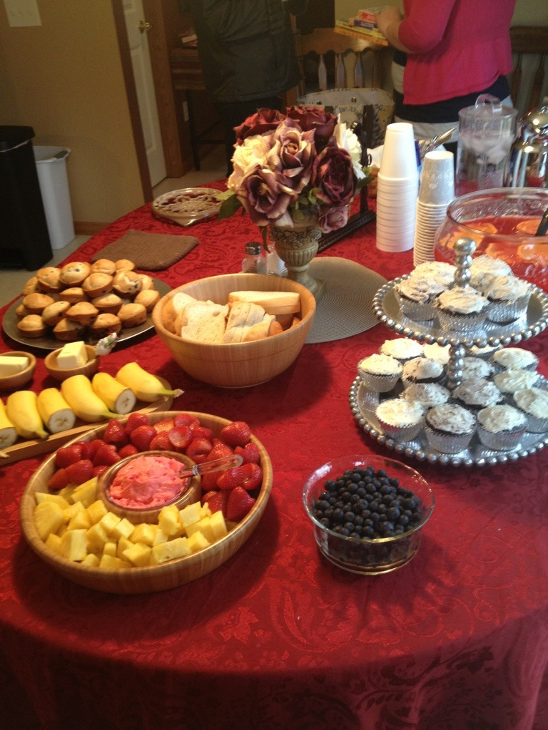 Baby Girl Baby Shower Brunch Ideas Real Housewives Of Minnesota