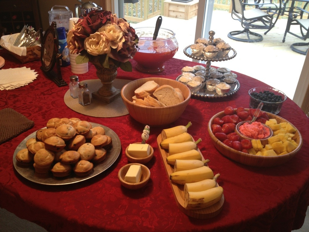Baby Girl Baby Shower Brunch Ideas Real Housewives Of
