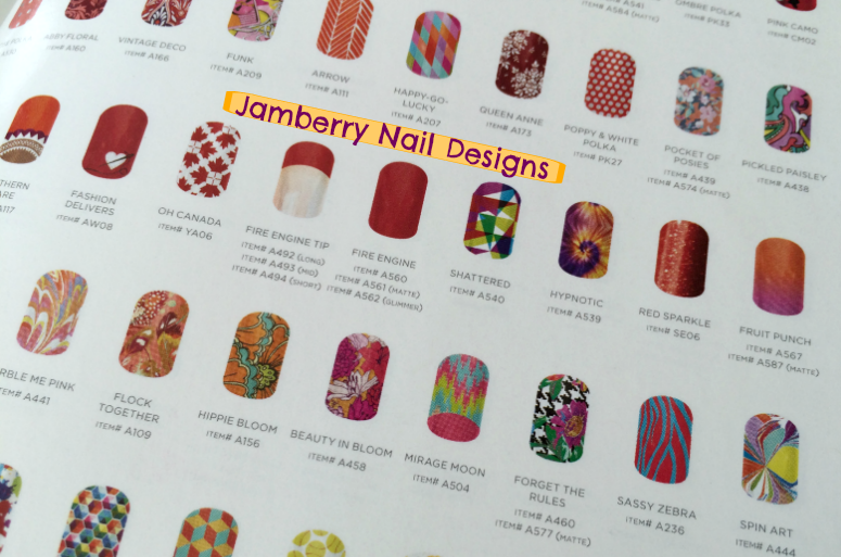 Jamberry Nails: Experience Review & Giveaway - Real Housewives of ...