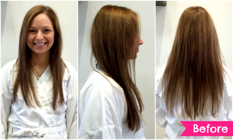 Hair makeover from camille albane salon real - Salon camille albane ...