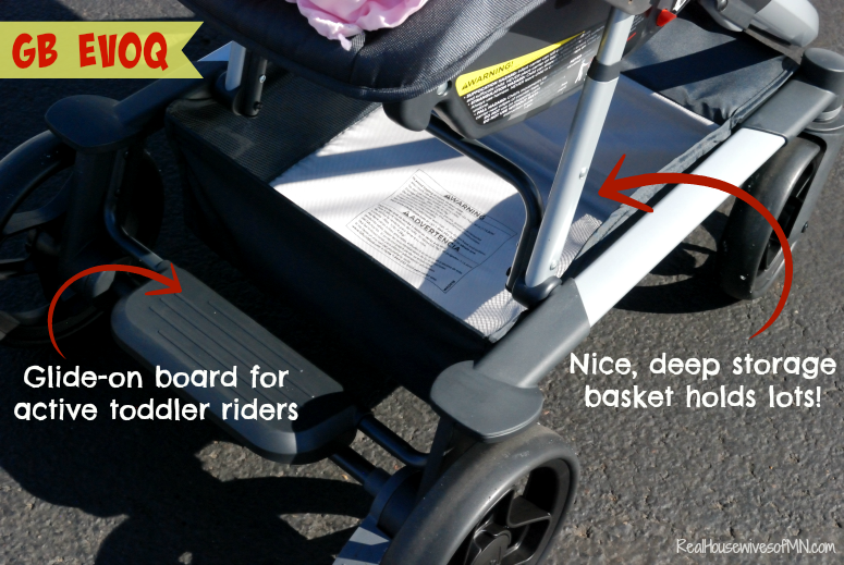 The Gb Evoq 4 In 1 Travel System Review Real Housewives