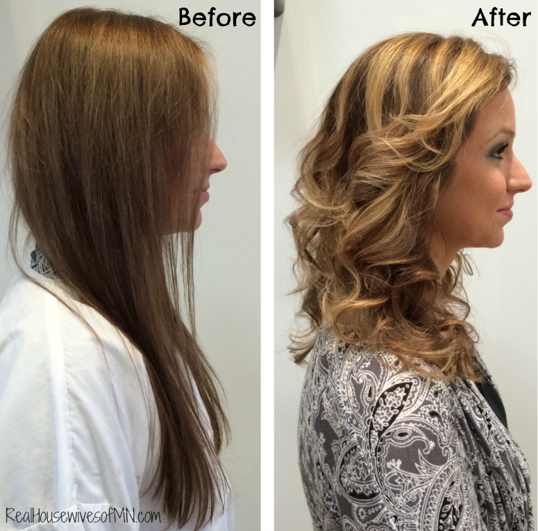Hair Amp Makeover From Camille Albane Salon Real