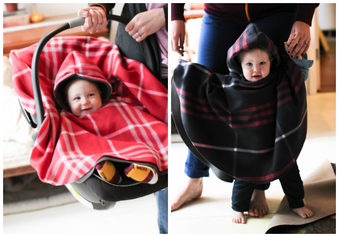Keep Your Child Warm With TinleyMN Baby Ponchos