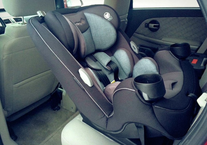 S By Safety St Easy Fit  Convertible Car Seat