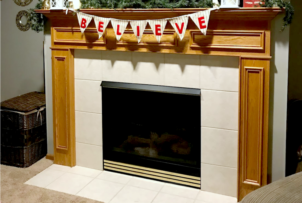 My 6 Brass Fireplace Makeover Real Housewives Of Minnesota